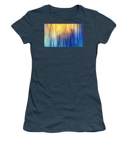Each Day Anew Women's T-Shirt (Junior Cut) by Lourry Legarde