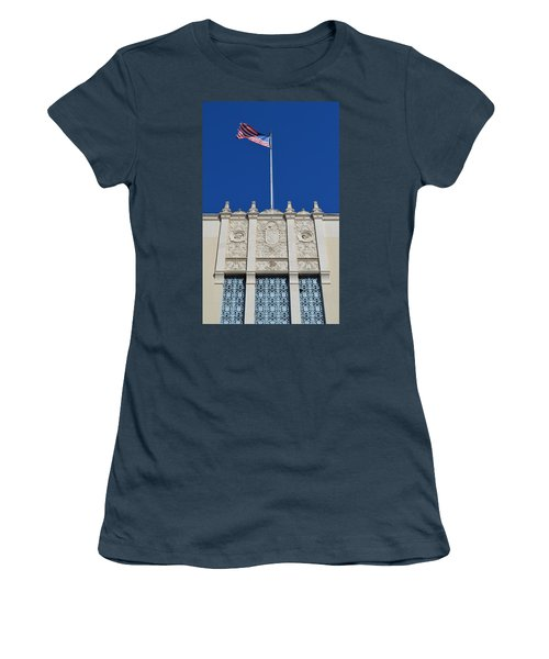 Flying High  Women's T-Shirt (Junior Cut) by Shawn Marlow