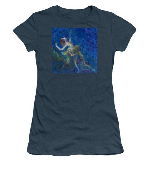 Midsummer Nights Dream Women's T-Shirt (Junior Cut) by Quin Sweetman