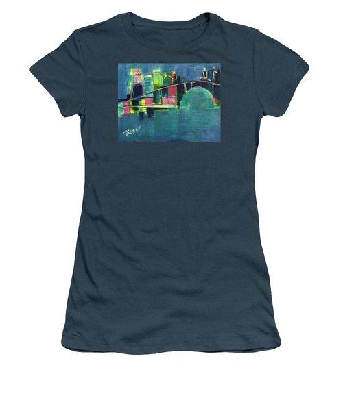 My Kind Of City Women's T-Shirt (Junior Cut)