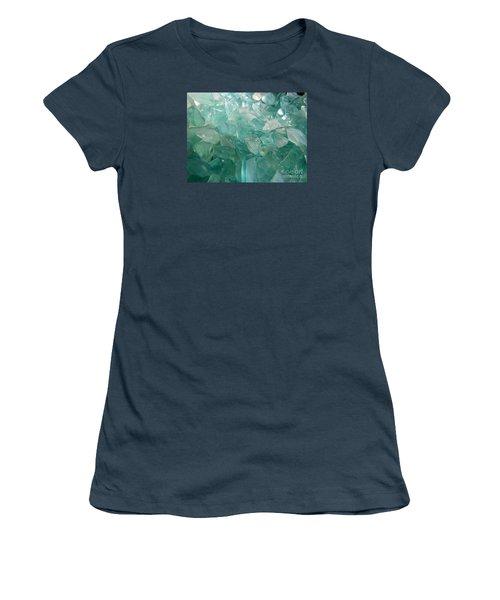 Ocean Dream Women's T-Shirt (Junior Cut) by Kristine Nora