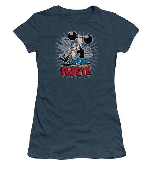 Popeye - Strength Women's T-Shirt (Junior Cut) by Brand A