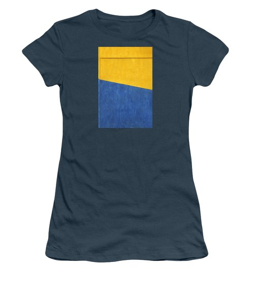 Women's T-Shirt (Junior Cut) featuring the photograph Skc 0303 Co-existance by Sunil Kapadia