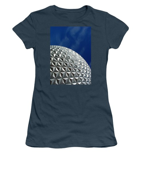 Women's T-Shirt (Junior Cut) featuring the photograph Structural Beauty by David Nicholls