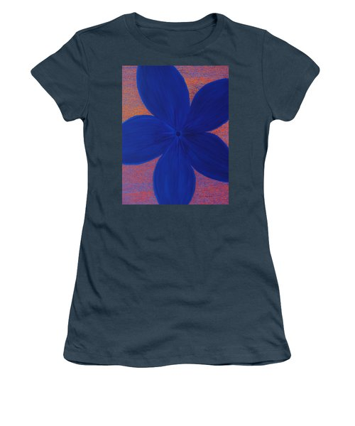 The Flower Women's T-Shirt (Junior Cut) by Kyung Hee Hogg