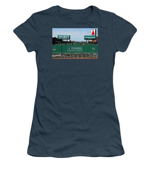 The Green Monster 99 Women's T-Shirt (Junior Cut) by Tom Prendergast