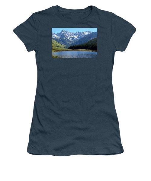 Beautiful Colorado Women's T-Shirt (Junior Cut) by Fiona Kennard