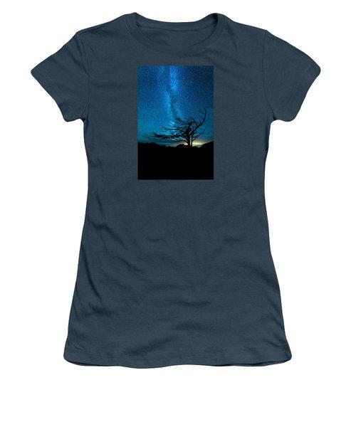Chance Women's T-Shirt (Junior Cut) by Dustin  LeFevre