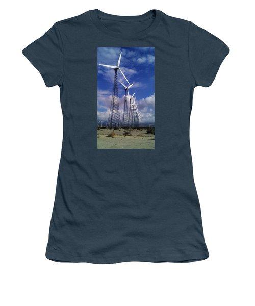Windmills Women's T-Shirt (Junior Cut)