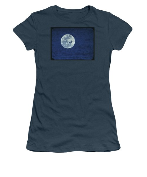 Wings Women's T-Shirt (Junior Cut) by J Anthony