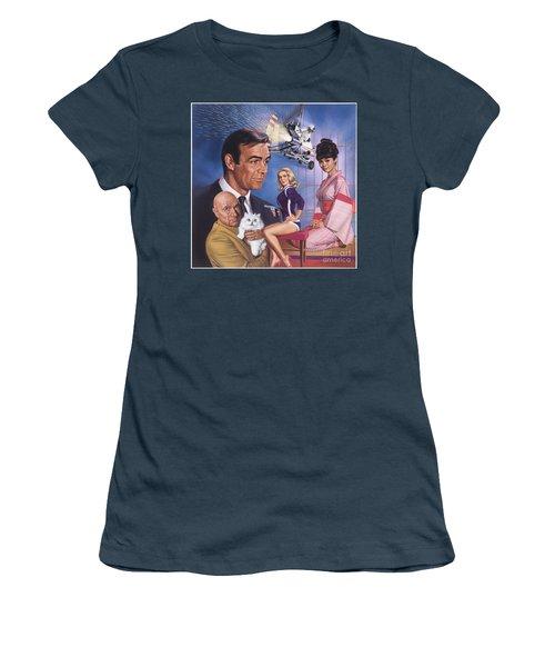 You Only Live Twice Women's T-Shirt (Junior Cut)