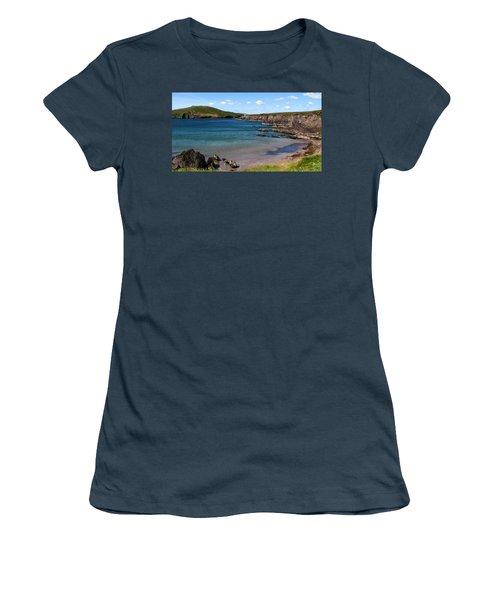 Beenbane Women's T-Shirt (Junior Cut) by Barbara Walsh
