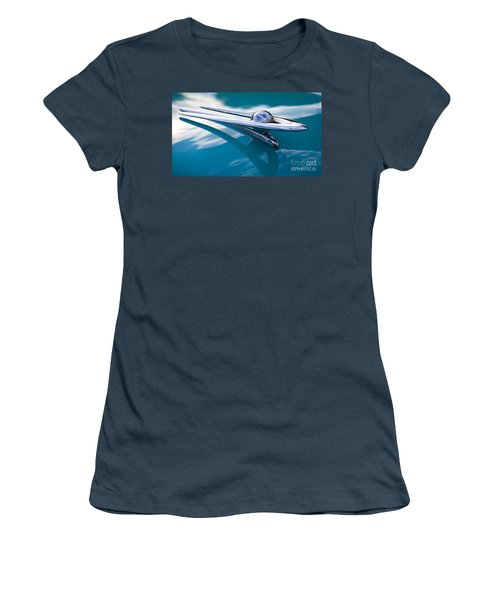 Global Women's T-Shirt (Junior Cut) by Chris Dutton