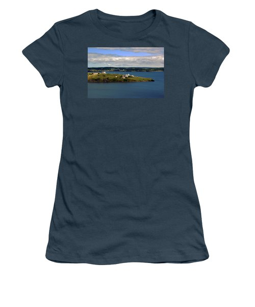 Trinity Bay Women's T-Shirt (Athletic Fit)