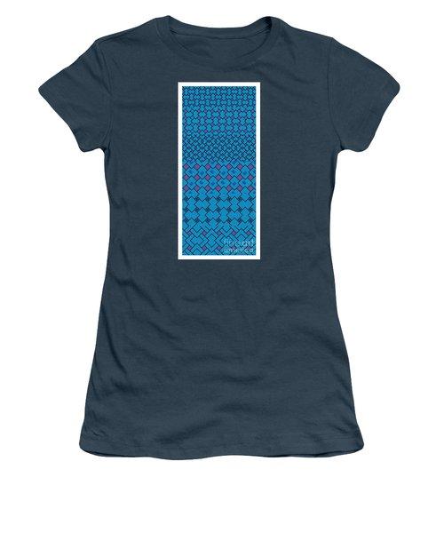 Bibi Khanum Ds Patterns No.7 Women's T-Shirt (Junior Cut)