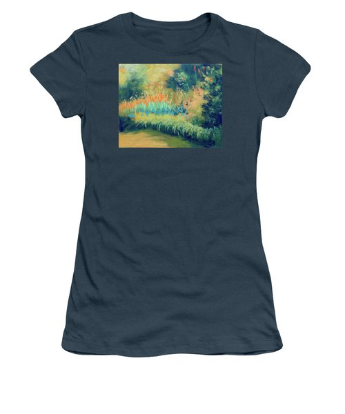 Afternoon Delight Women's T-Shirt (Junior Cut) by Lee Beuther