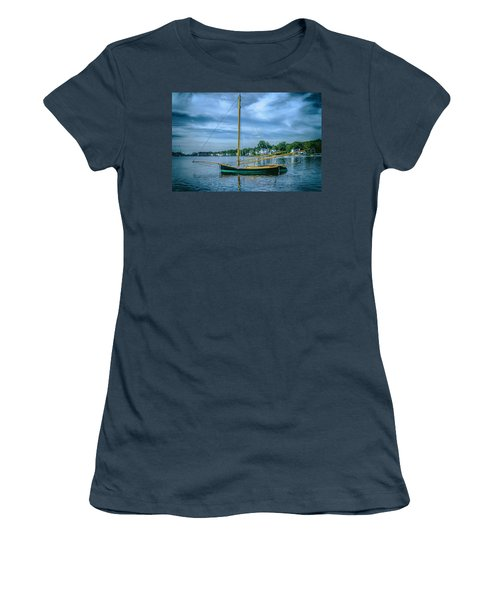 Annie, Mystic Seaport Museum Women's T-Shirt (Junior Cut)
