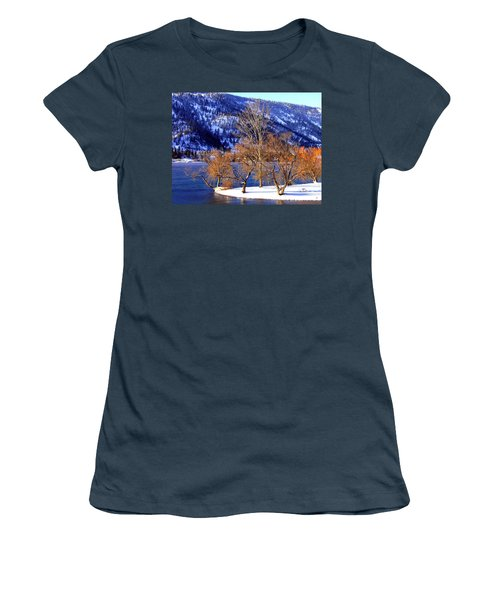 Women's T-Shirt (Junior Cut) featuring the photograph Beautiful Kaloya Park by Will Borden