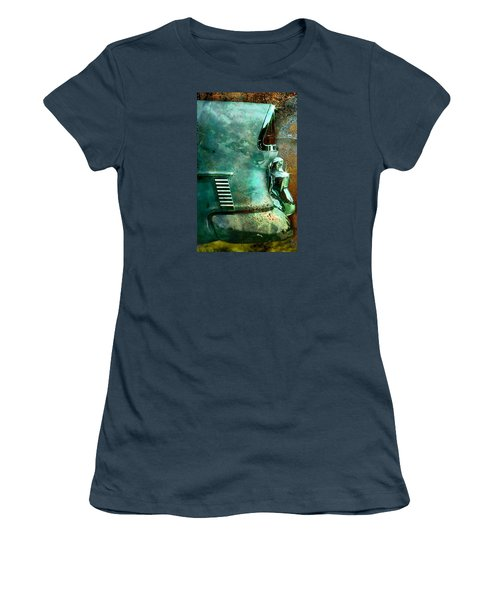 Belair Grunge Women's T-Shirt (Junior Cut)