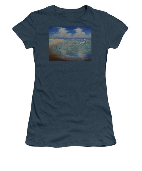 Bird-brains Women's T-Shirt (Junior Cut)