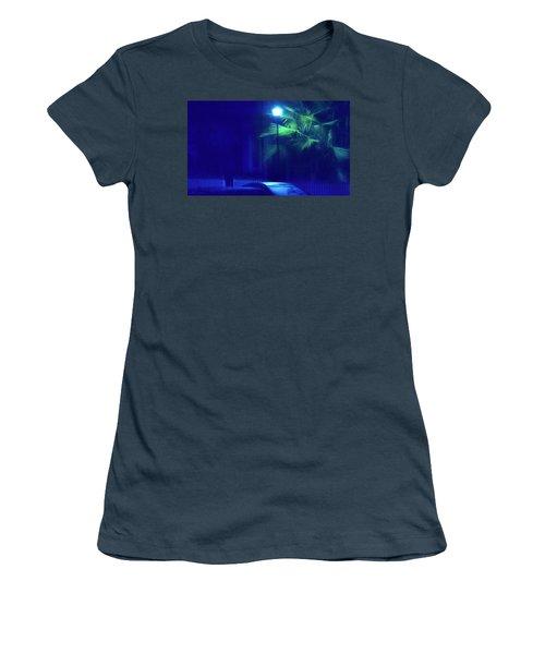 Blue Morning Women's T-Shirt (Junior Cut) by Glenn Gemmell