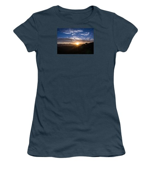Brand New Day  Women's T-Shirt (Junior Cut) by Jeremy McKay