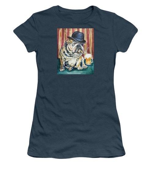 Bruno Women's T-Shirt (Junior Cut) by P Maure Bausch