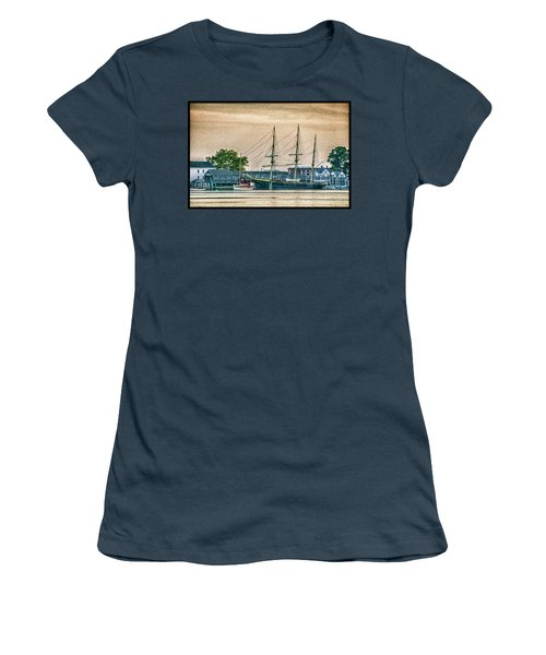 Charles W. Morgan #1 Women's T-Shirt (Junior Cut)