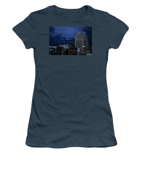 Chase Women's T-Shirt (Junior Cut) by David Blank