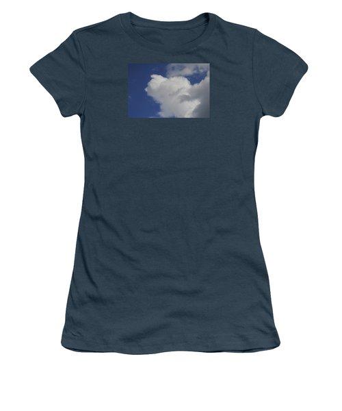 Cloud Trol Women's T-Shirt (Junior Cut) by James McAdams