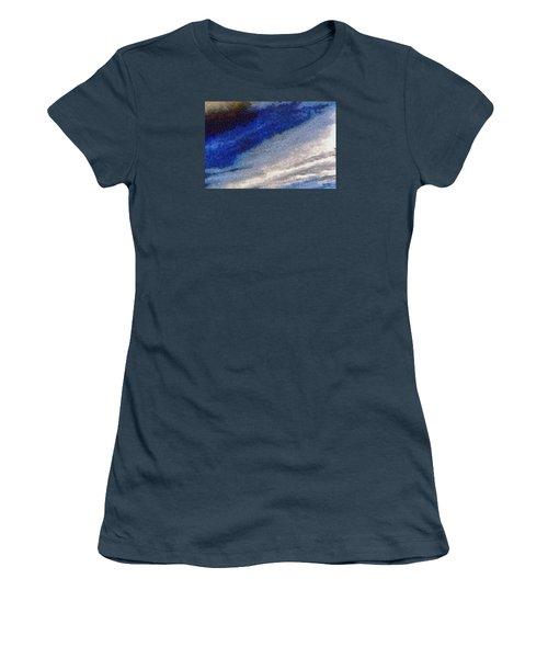 Clouds 10 Women's T-Shirt (Junior Cut) by Spyder Webb