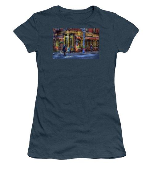 Da Gennaro Women's T-Shirt (Junior Cut) by Dyle Warren