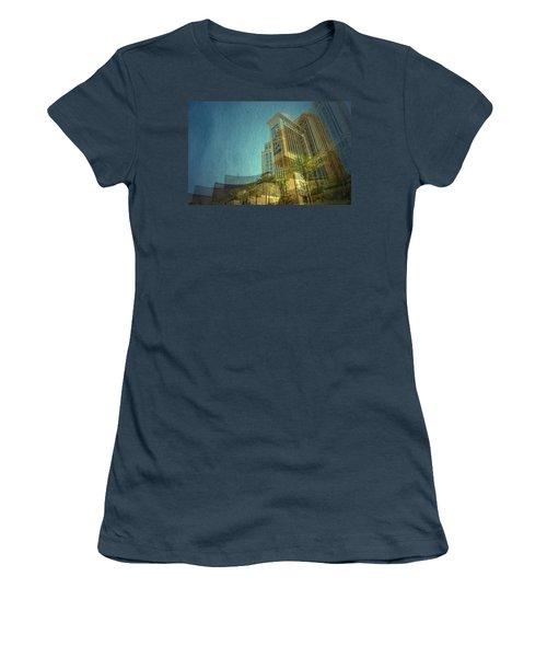 Day Trip Women's T-Shirt (Junior Cut) by Mark Ross