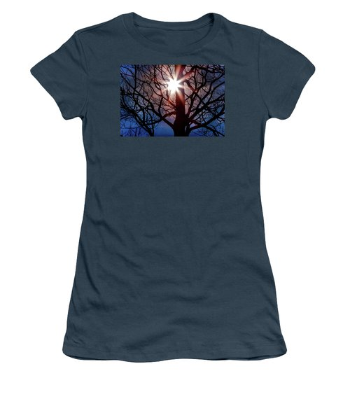 Don't Lose Sight Of It All Women's T-Shirt (Junior Cut) by Karen Wiles