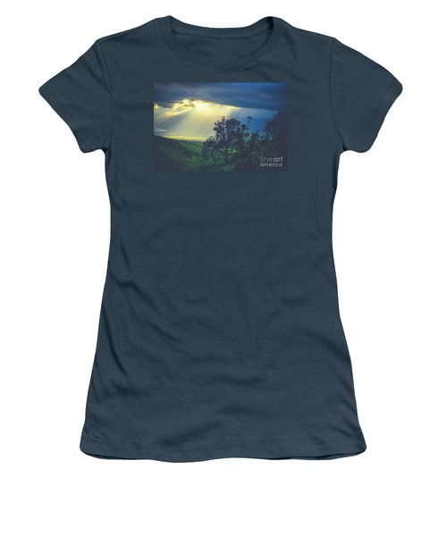 Women's T-Shirt (Junior Cut) featuring the photograph Dream Of Mortal Bliss by Sharon Mau