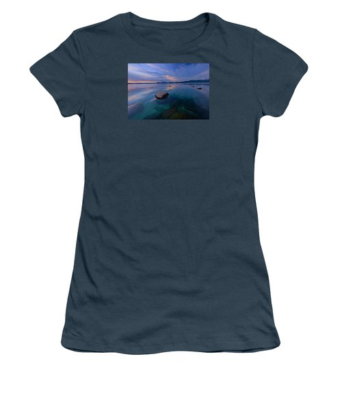 Early Winter Women's T-Shirt (Junior Cut) by Sean Sarsfield