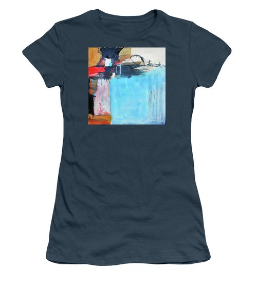 Equalibrium Women's T-Shirt (Junior Cut) by Ron Stephens