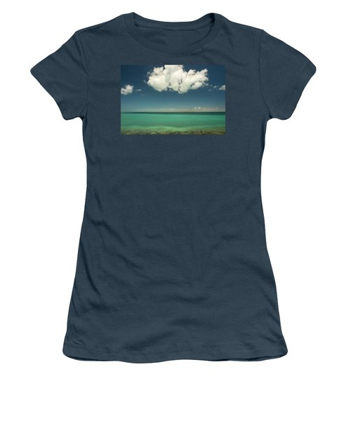 Florida Bay Women's T-Shirt (Athletic Fit)