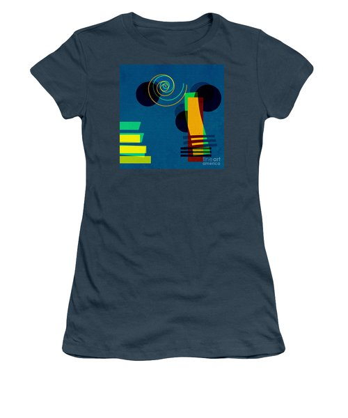 Formes - 03b Women's T-Shirt (Junior Cut) by Variance Collections