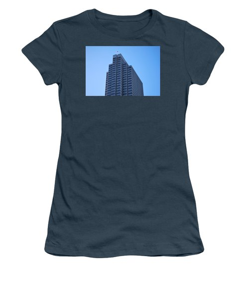 Four Embarcadero Center Office Building - San Francisco Women's T-Shirt (Junior Cut) by Matt Harang