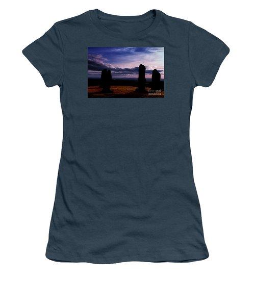 Four Stones Clent Hills Women's T-Shirt (Junior Cut)