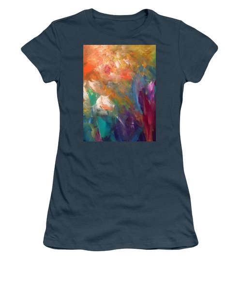 Fragrant Breeze Women's T-Shirt (Junior Cut) by Heather Roddy