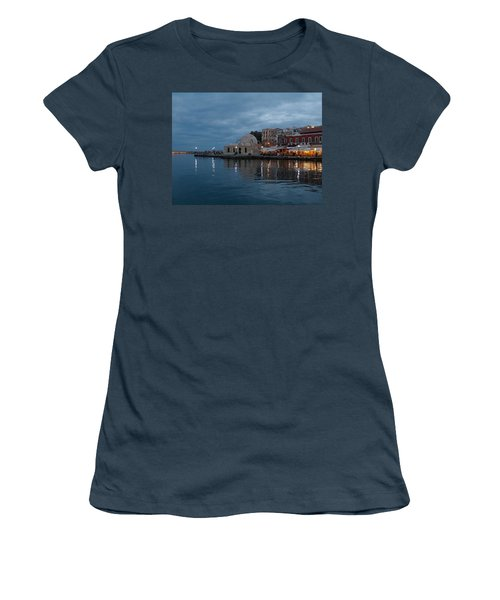Giali Tzamissi  Women's T-Shirt (Junior Cut) by Jouko Lehto