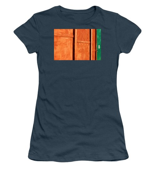 Women's T-Shirt (Junior Cut) featuring the photograph Happiness Within Reach by Prakash Ghai