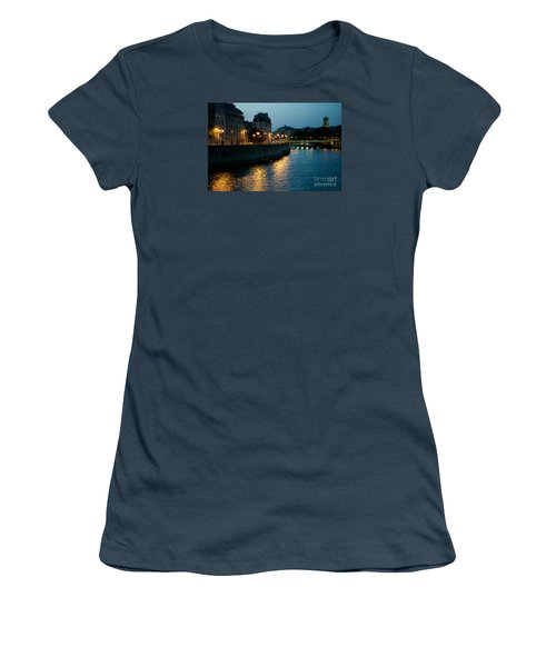 I Love Paris Women's T-Shirt (Junior Cut)