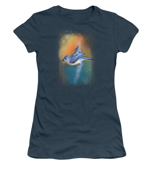 In A Flash Women's T-Shirt (Junior Cut) by Jai Johnson