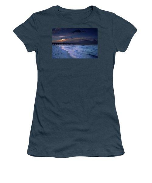 Into The Night Women's T-Shirt (Junior Cut)