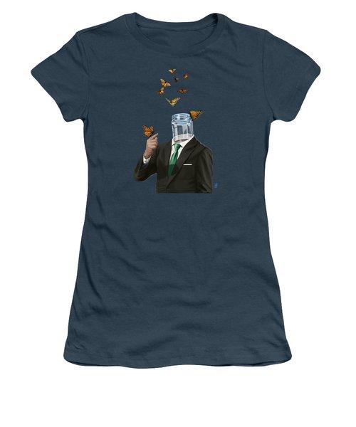 Jar Women's T-Shirt (Junior Cut) by Rob Snow