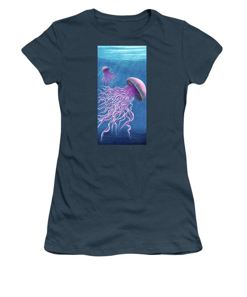 Jellies 1 Women's T-Shirt (Junior Cut) by Rebecca Parker