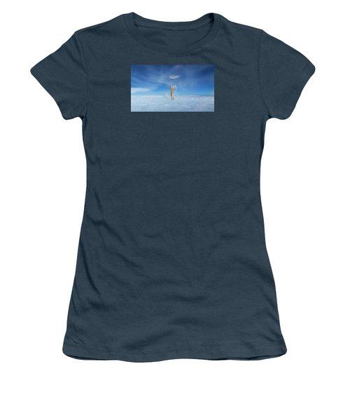 Know No Limits Women's T-Shirt (Junior Cut) by Vincent Lee